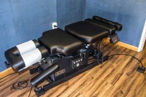 Air-Flex Distraction Spinal Decompression System for cervical and lumbar decompression therapy Scottsdale, AZ